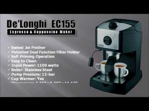 Best Espresso Machine – Top 5 Best Espresso Machines Overview