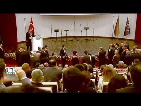 Turquie : Erdogan perd son sang-froid