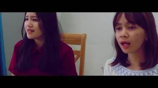Gamaliel Audrey Cantika - Berlari Tanpa Kaki  ft. TheOvertunes (cover by Amaya & Fera Estella)