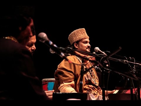 qawwali - 21st of January, 2012 at Trafo, Budapest Son of the legendary Haji Ghulam Farid Sabri and heir to the Sabri heritage, Amjad Farid Sabri has risen to be one o...