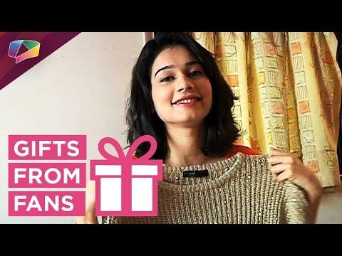 Aneri Vajani's gift segment