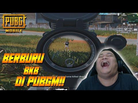 TOP GLOBAL SOLO SANG PEMBASMI BKB!! PERDANA MAIN PUBG MOBILE!! BERBURU BKB!!