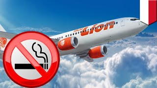 Video Pria merokok dalam pesawat Lion Air kini dilarang terbang seumur hidup - TomoNews MP3, 3GP, MP4, WEBM, AVI, FLV Maret 2019