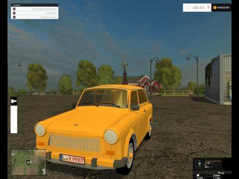 Trabant 601 Kombi v0.9 Beta