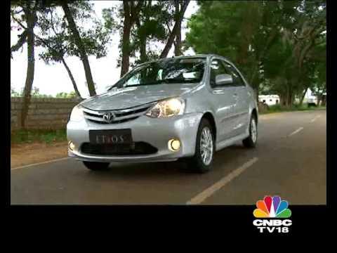 First Drive Toyota Etios Diesel and Etios Liva Diesel