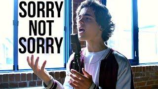 Video Demi Lovato - Sorry Not Sorry (Cover by Alexander Stewart) MP3, 3GP, MP4, WEBM, AVI, FLV Maret 2018