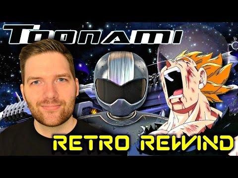 TOONAMI – Retro Rewind w/ Steve Blum & Christopher Sabat