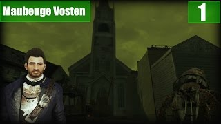 Maubeuge France  city photo : Fallout 4 MAUBEUGE VOSTON Part 1 - Ghoul school shooting