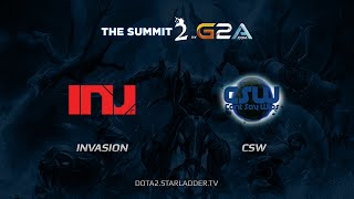 Invasion vs CSW, game 3