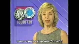 Raro programa de futebol, ocasionalmente apresentado por Marília Gabriela, com os bastidores da final da Copa do Brasil de 1996, vencida pelo Cruzeiro EC.