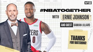 #NBATogether with Ernie Johnson & Damian Lillard | Episode 2 by NBA