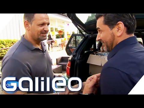 Deutschlands größter Schnäppchenmarkt | Galileo | P ...