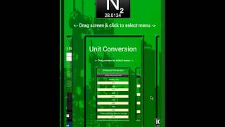 Nitrogen & Unit Calculator YouTube video