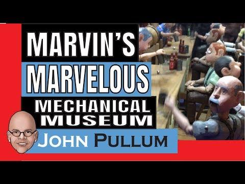 Marvin's Marvelous Mechanical Museum - Farmington Hills MI