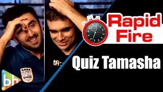 Nonton BH Special : Interesting Quiz with Ranbir Kapoor | Imtiaz Ali | Tamasha 2015 Film Subtitle Indonesia Streaming Movie Download