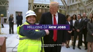 Donald Trump: Two Americas