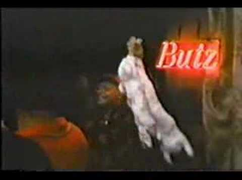 Butz Beer Commercial – The Groove Tube