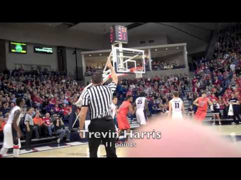 Pacific at Gonzaga Highlights (Dec. 1)