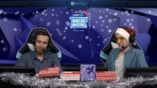 (RU) LOOT.BET Winter masters || Alliance vs Pavaga Gaming || map 4 || @MrDoublD & @Mr_Zais