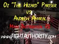 Oz Pariser vs Andrew Amaral