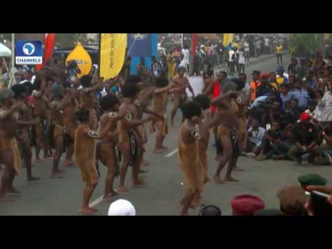 Community Report: Calabar Carnival Showcases Diverse Nigerian Cultural Colours Pt 1