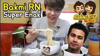 Video Ketemu Raffi Ahmad di Bakmi RN!? MP3, 3GP, MP4, WEBM, AVI, FLV September 2018