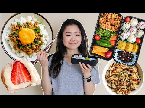 Cooking & Eating Only Japanese Food For 24 Hours 🇯🇵🍱