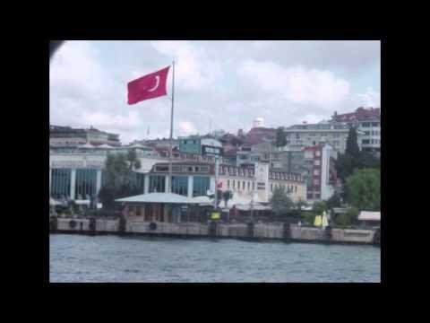 Recorriendo el BÓSFORO Estambul TURQUIA