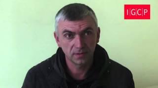 """""""Меня закопали живьем в землю"""" (Война в Донбассе. Прямая речь)"""