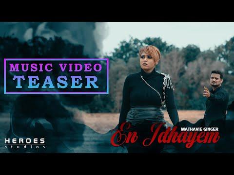 En Idhayem - Music Video Teaser | Mathavie Ginger | Shane Xztrme