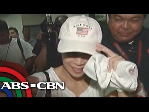 By - Bernice Lee, the sister of the primary suspect, Cedric Lee was arrested by NBI in the connection of with the mauling of Vhong Navarro. Subscribe to the ABS-C...