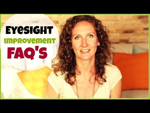 Improve Eyesight Naturally With 6 Eye Exercises: 11 FAQs and Troubleshooting | VitaLivesFree