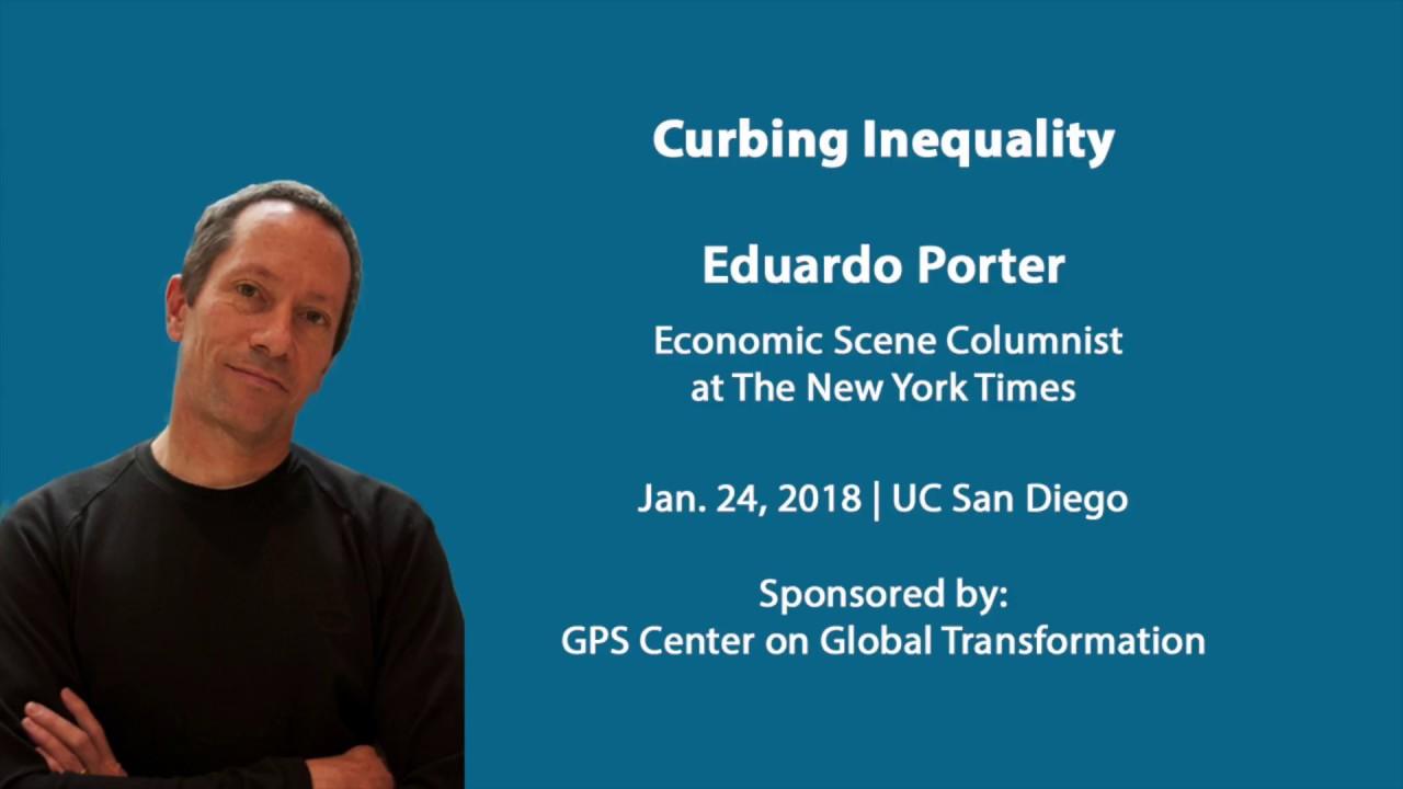 Curbing Inequality