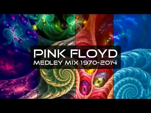 Pink Floyd - Visual Medley Mix Experience (Visual) (видео)