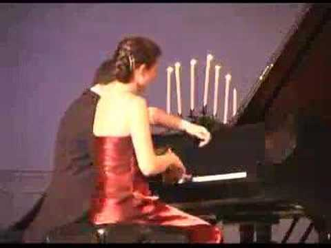 M.Ravel Rapsodie Espagnole for piano four hands part 1