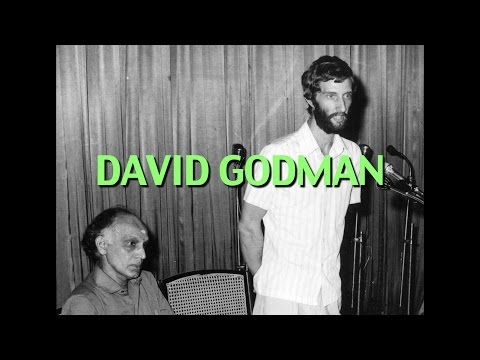 David Godman Video: How I came to Be a Devotee of Ramana Maharshi