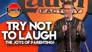 TRY NOT TO LAUGH | Joys of Parenting | Stand Up Comedy