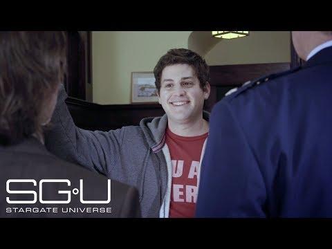 Stargate Universe - Recruiting Eli Wallace