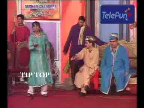 Qawwali stage drama Comedy