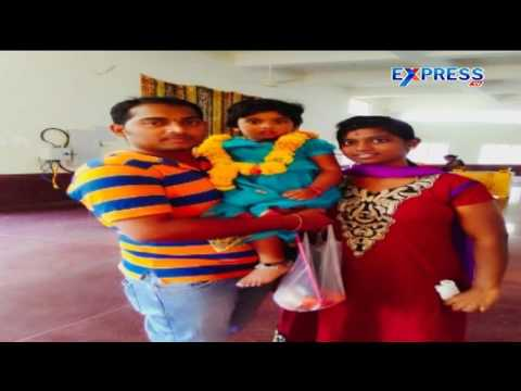 Mother Committed Suicide With Her Baby in Nellore Dist