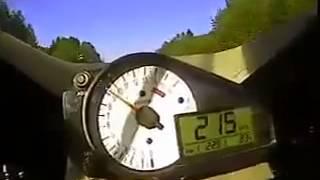 2. SUZUKI GSX-R 750 Top Speed!!!