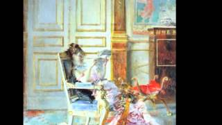 Ferrara, 1842 - París, 1931) Pintor italiano cuyos retratos de personalidades le reportaron notable fama entre sus...