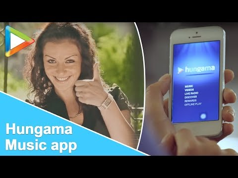 Video of Hungama Music: Bollywood Songs
