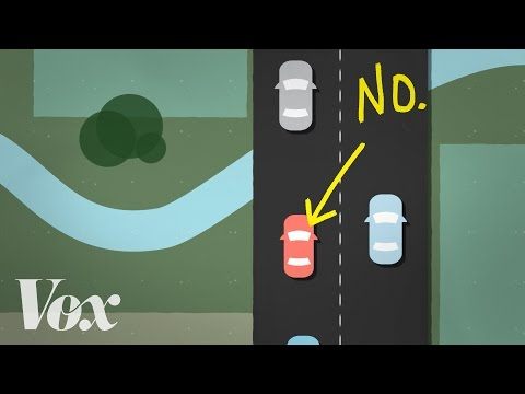 Why You Shouldn  t Drive Slowly In The Left Lane