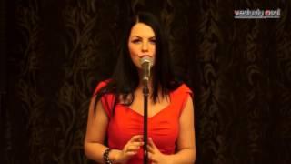 Solistė Gabrielė - Fly me to the moon