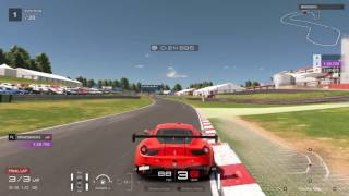 Gran Turismo Sport Closed Beta Gameplay Driving the Ferrari 458 Italia GT3