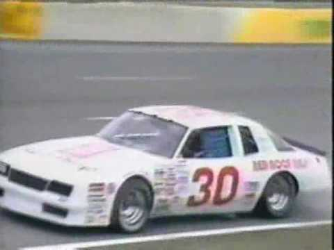 1986 First Union 400 - Willy T Ribbs Spin
