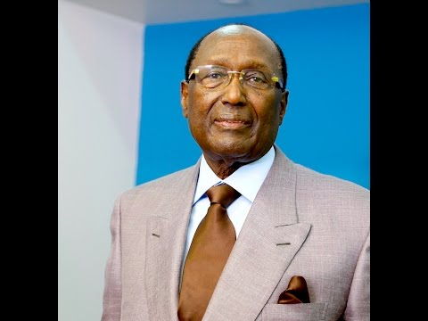 Chris Kirubi; Young people, register and don't sell your vote