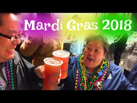 Mardi Gras 2018!