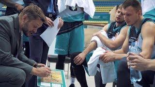 Hightlits of the match National league: «Astana»— «Kapshagay» (Game 1)